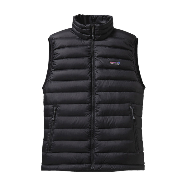 Patagonia Men's Down Vest Black