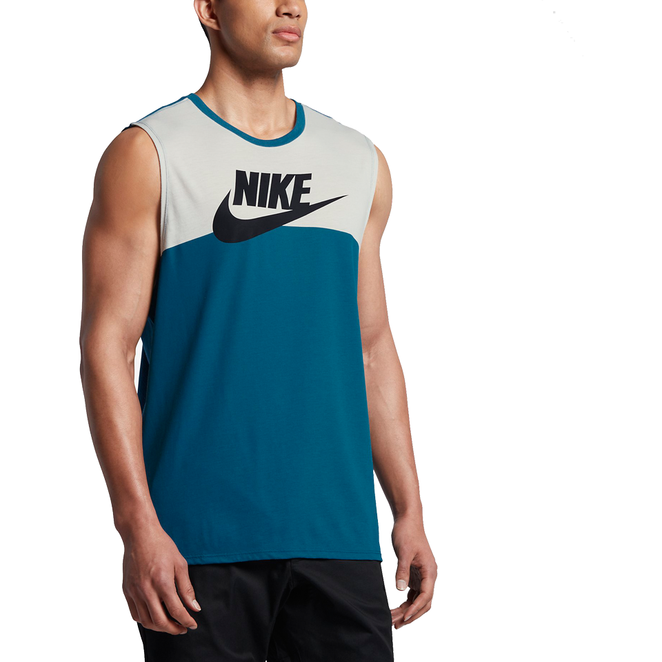 Nike Men's NSW Tank Light Bone