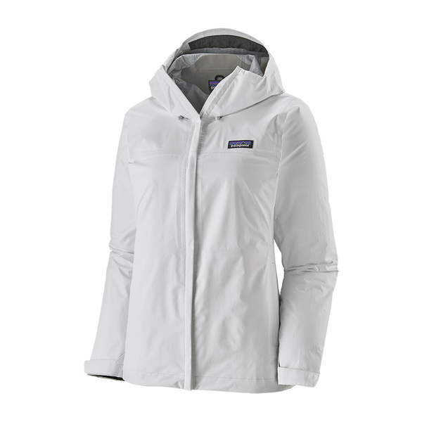 Patagonia Women's Torrentshell 3L Jacket Birch White