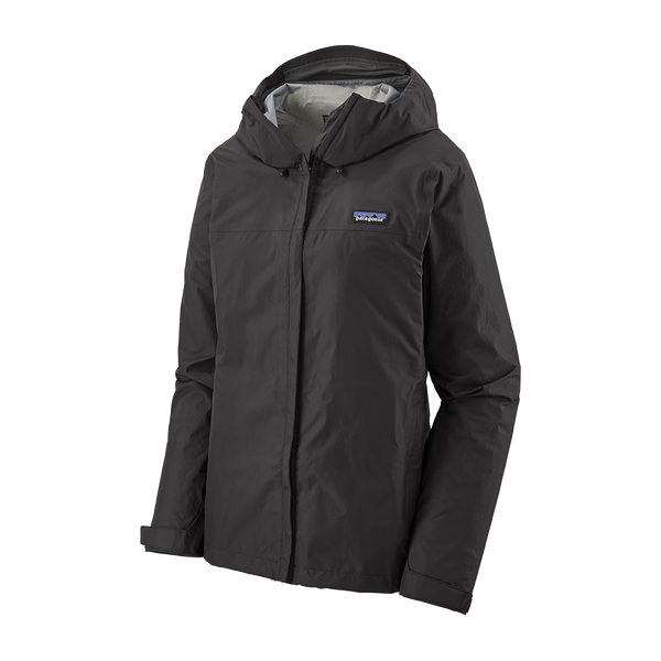 Patagonia Women's Torrentshell 3L Jacket Black