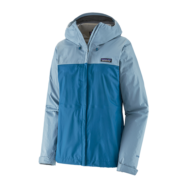 Patagonia Women's Torrentshell 3L Jacket Berlin Blue