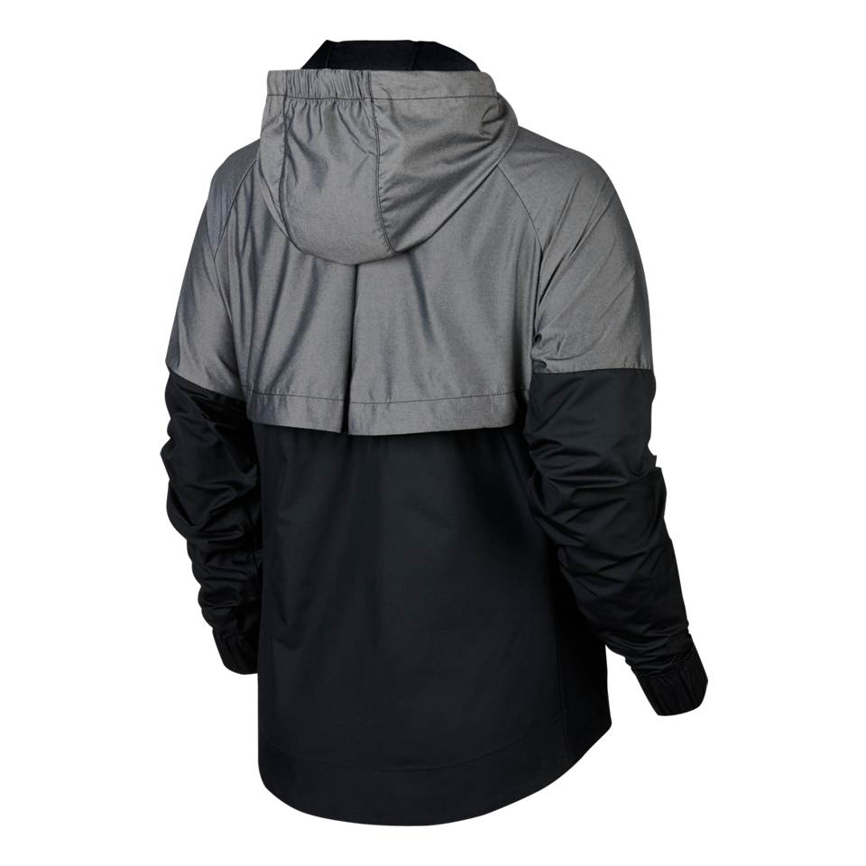 4b8450f5ff90 Nike Women s Windrunner Jacket Chambray Black - Play Stores Inc