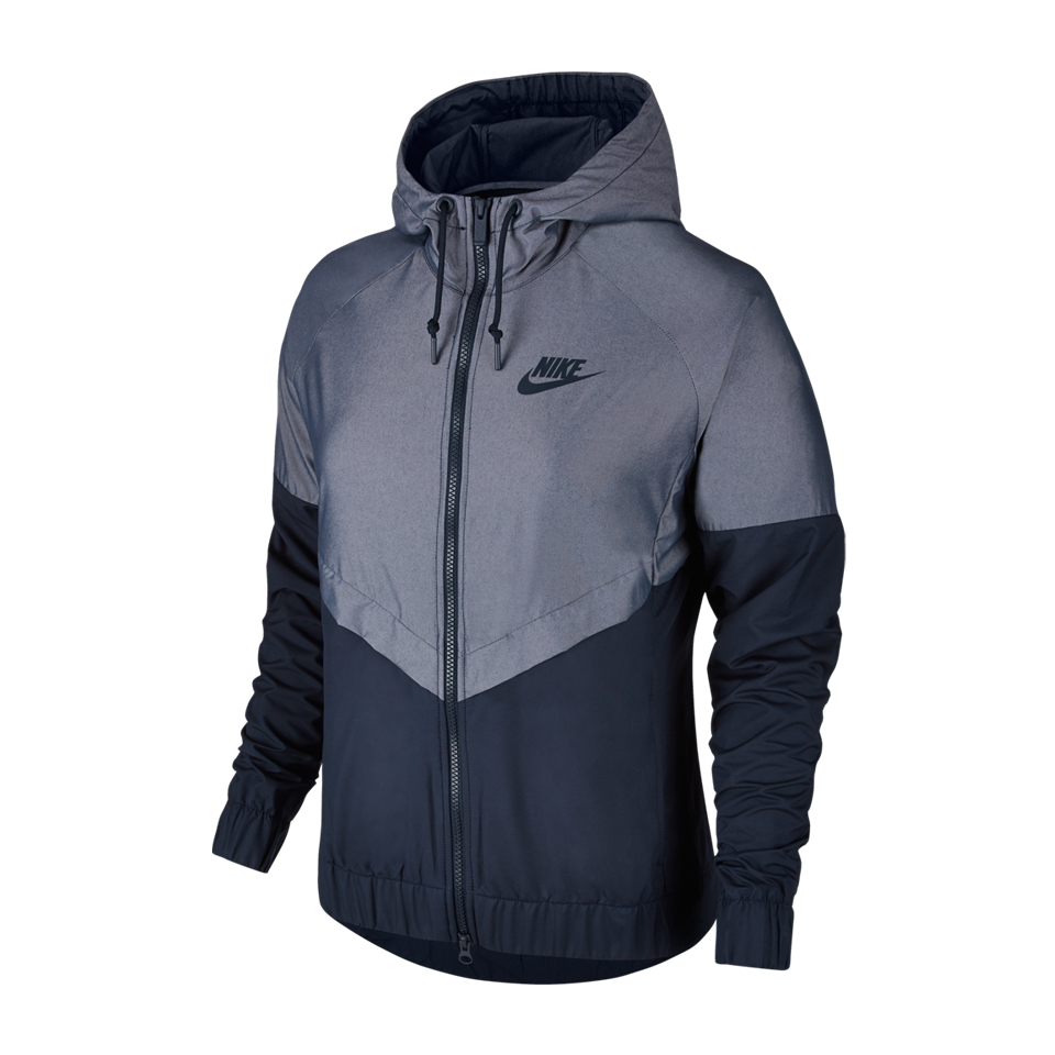 459f95ec949 Nike Women's Windrunner Jacket Chambray Obsidian - Play Stores Inc
