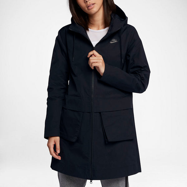 Nike Women's Shield Parka Black
