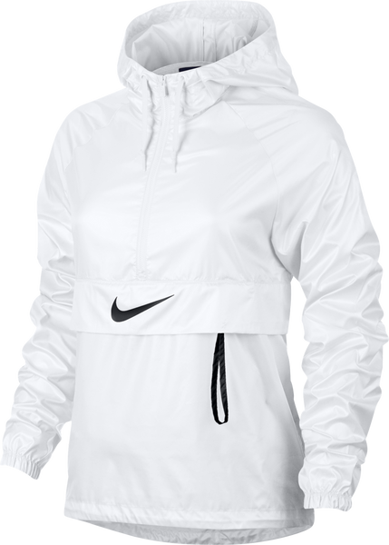 e7a1bc417b87 Nike Women s Packable Swoosh Jacket White
