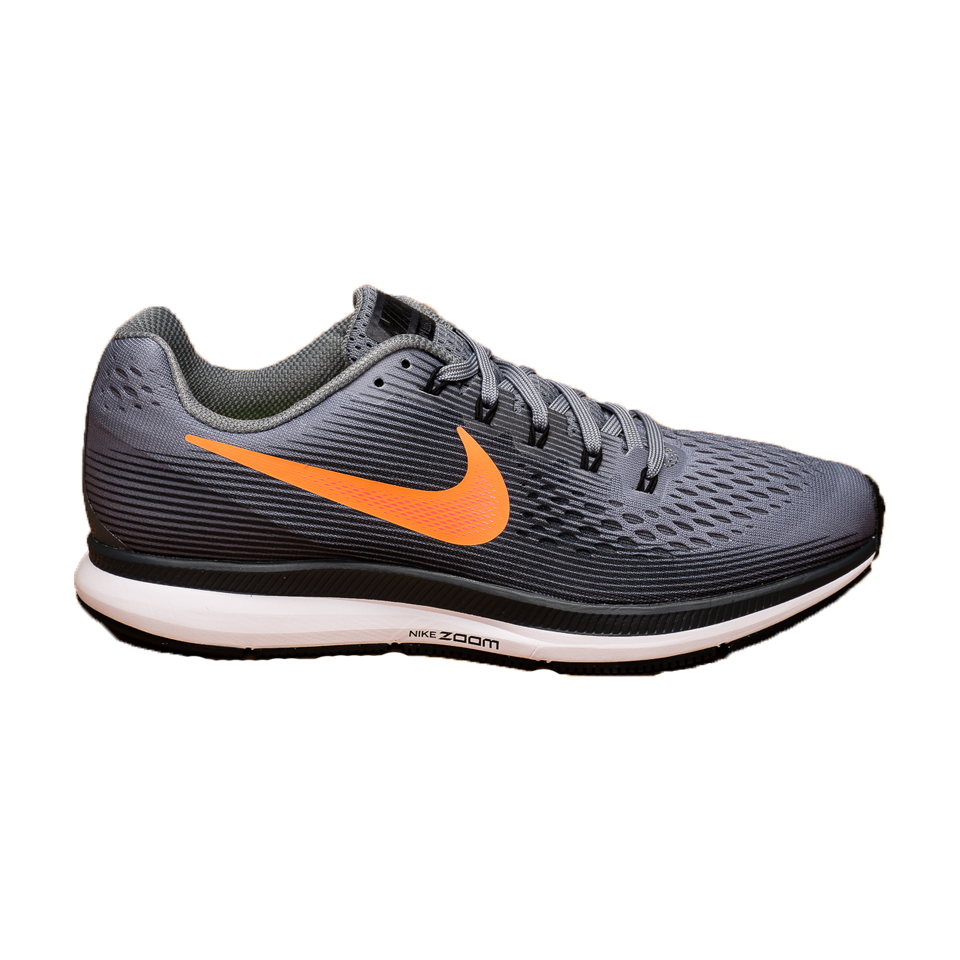 Nike Men's Air Zoom Pegasus 34 Cool Grey/Tart