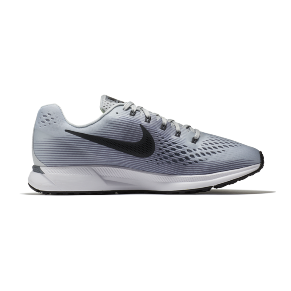pretty nice f120a ea9ca Nike Men s Air Zoom Pegasus 34 Pure Platinum Anthracite - Play Stores Inc
