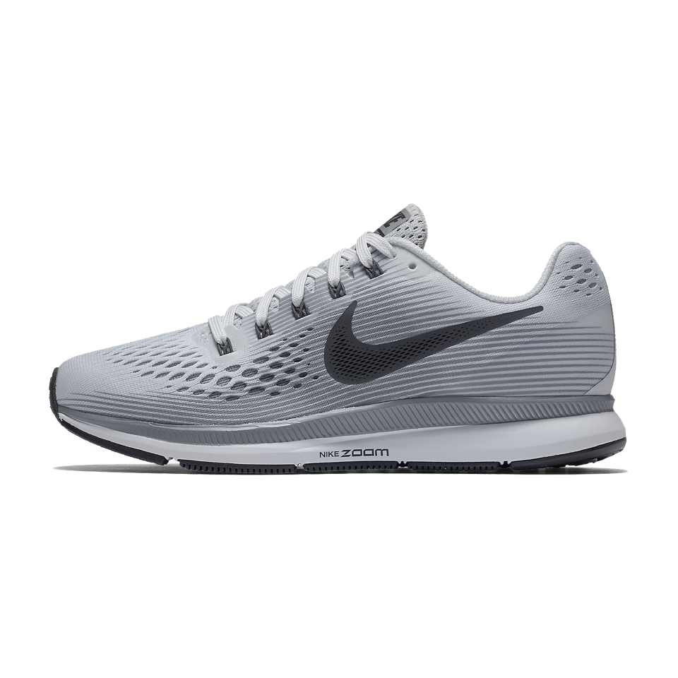 1b2a0325d59d7 Nike Women s Air Zoom Pegasus 34 Pure Platinum Anthracite - Play Stores Inc