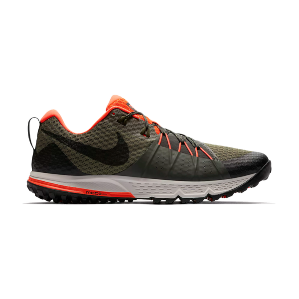Nike Men's Air Zoom Wildhorse 4 Medium Olive/Black