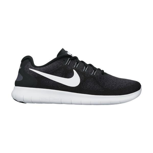 Nike Men's Free RN 2 Black/White