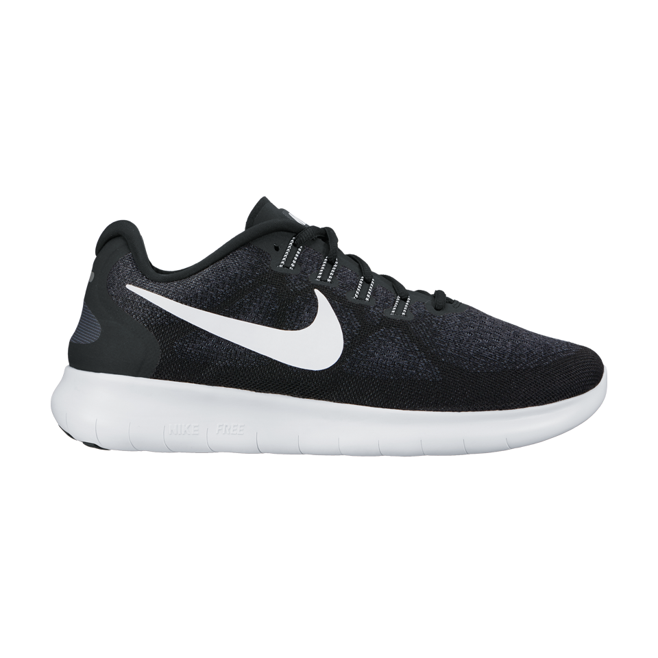 Nike Women's Free RN 2 Black/White
