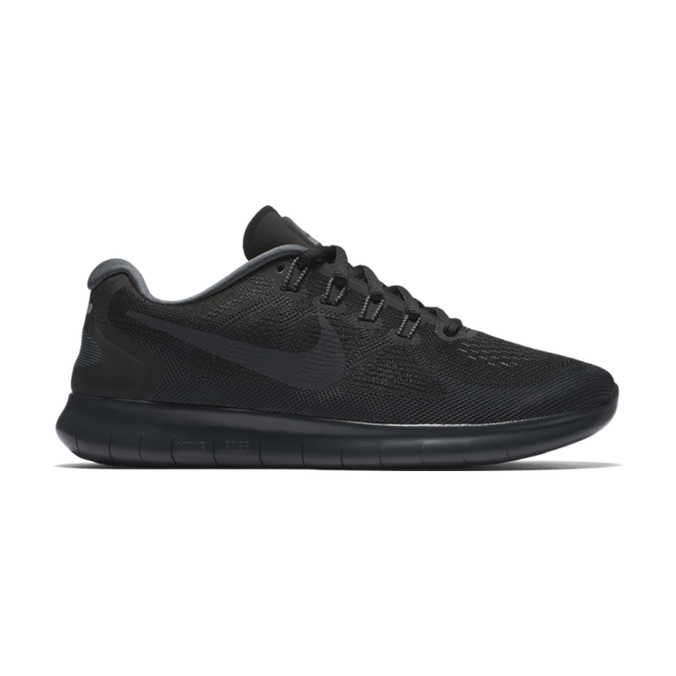ab6f665f13d5b Nike Women s Free RN 2017 Black Anthracite - Play Stores Inc