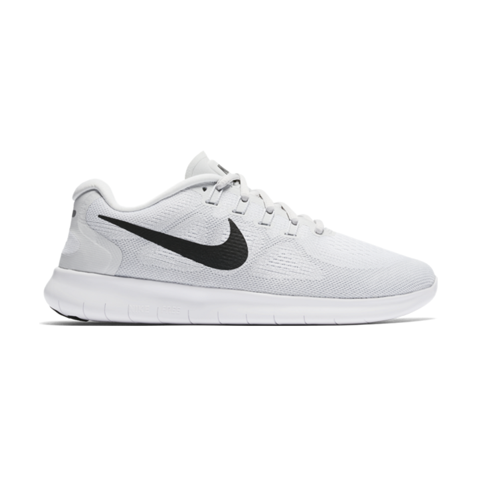 8fb3520ca149 Nike Women s Free RN 2017 White Black - Play Stores Inc