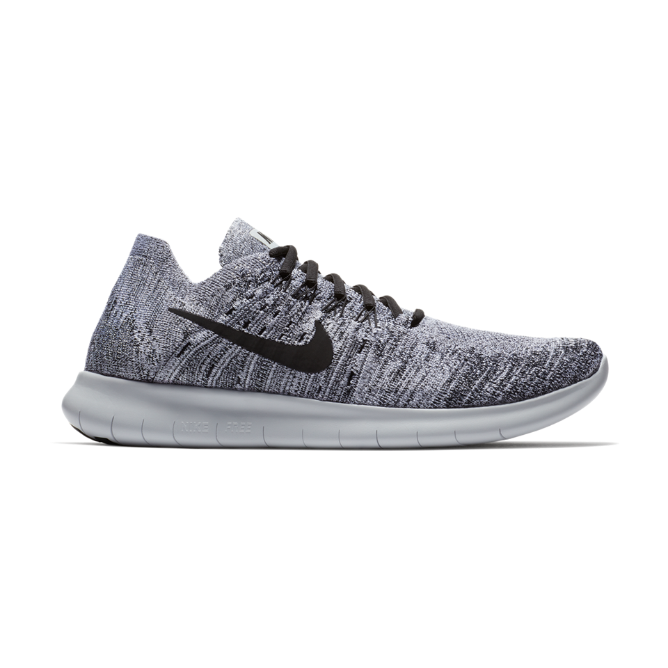 8902002aa3d Nike Men s Free RN Flyknit 2017 White Black - Play Stores Inc