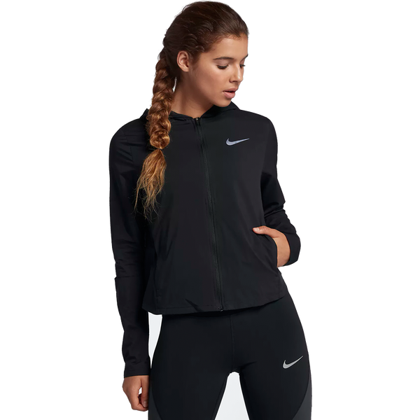 Nike Women's Shield Convertible Black