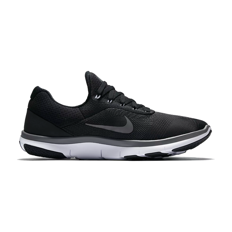 super popular ca6e4 e53aa Nike Men s Free Trainer V7 Black Dark Grey - Play Stores Inc