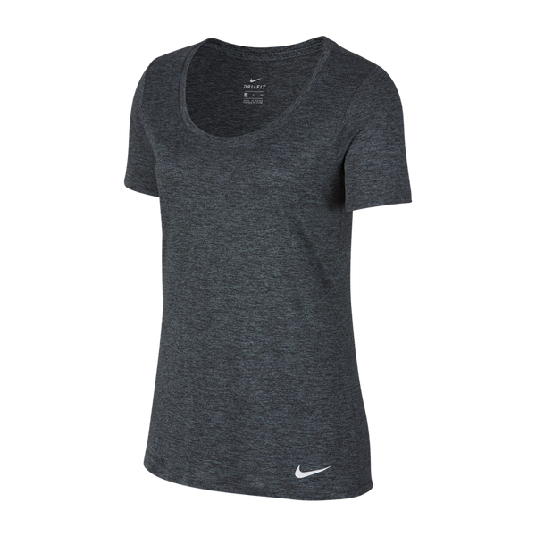 Nike Women's Dry Training T-Shirt Black/Cool Grey/White