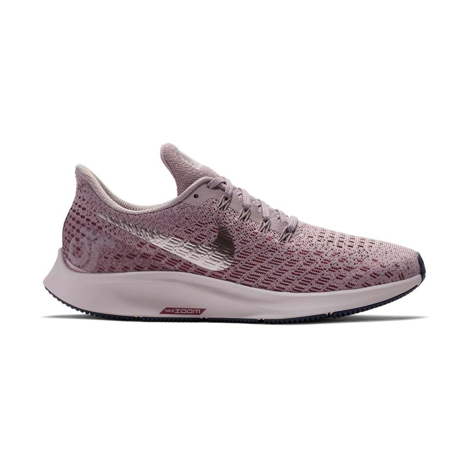 fb51219f855a Nike Women s Air Zoom Pegasus 35 Elemental Rose Barely Rose - Play Stores  Inc