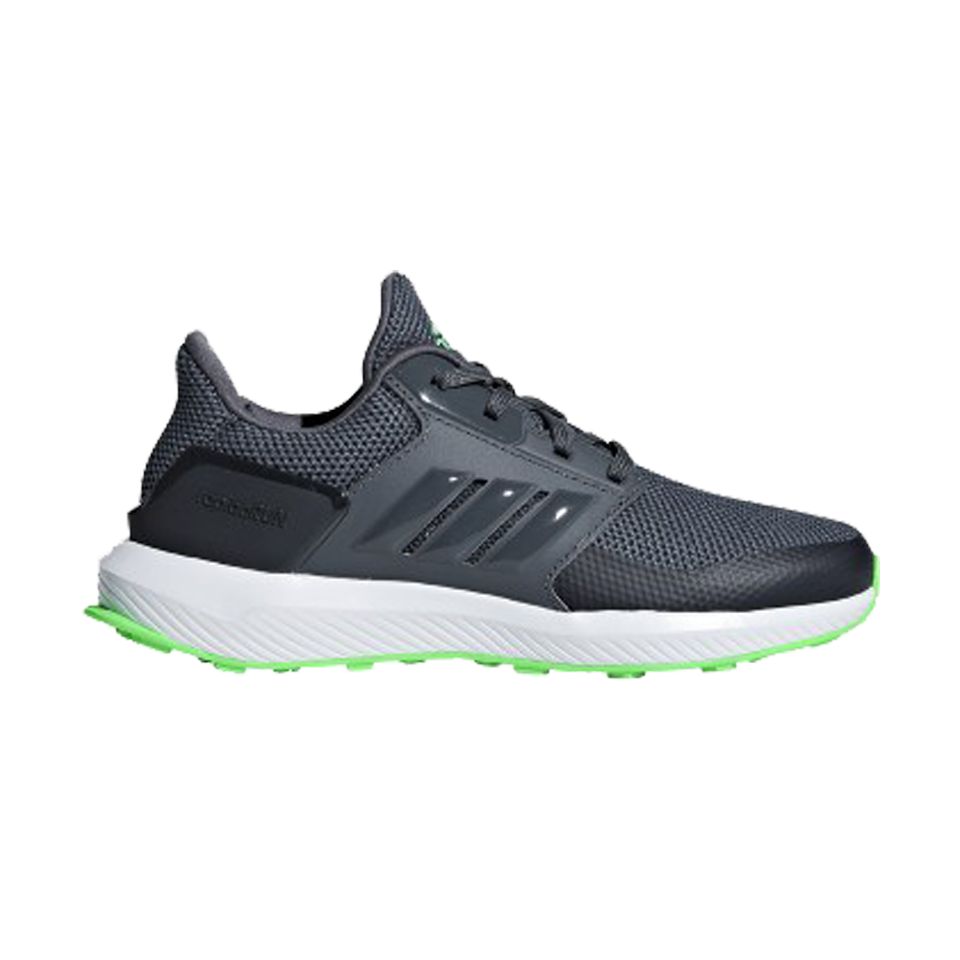 Adidas Kids Rapidarun Grey/Lime