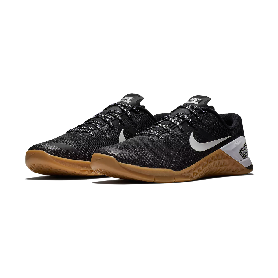 Nike Men's Metcon 4 Black/White/Gum