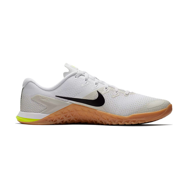 Nike Men's Metcon 4 White/Black