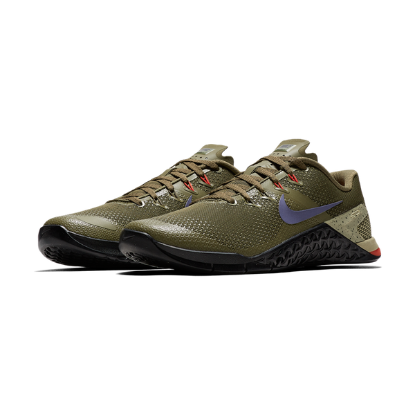 Nike Men's Metcon 4 Olive Canvas
