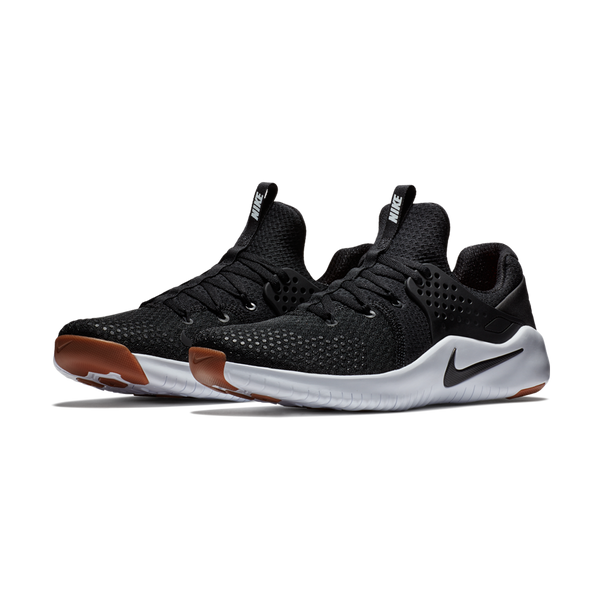 Nike Men's Free TR 8 Black/Charcoal/Orange