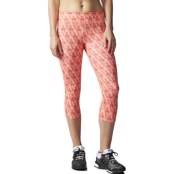 Adidas Women's Supernova 3/4 Tight Sunglow