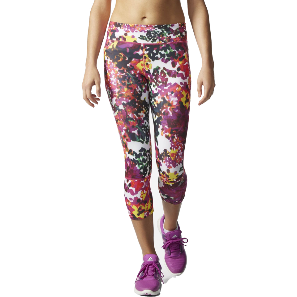 los angeles 96e7d 9773d Adidas Women s Supernova 3 4 Tights Multicolour