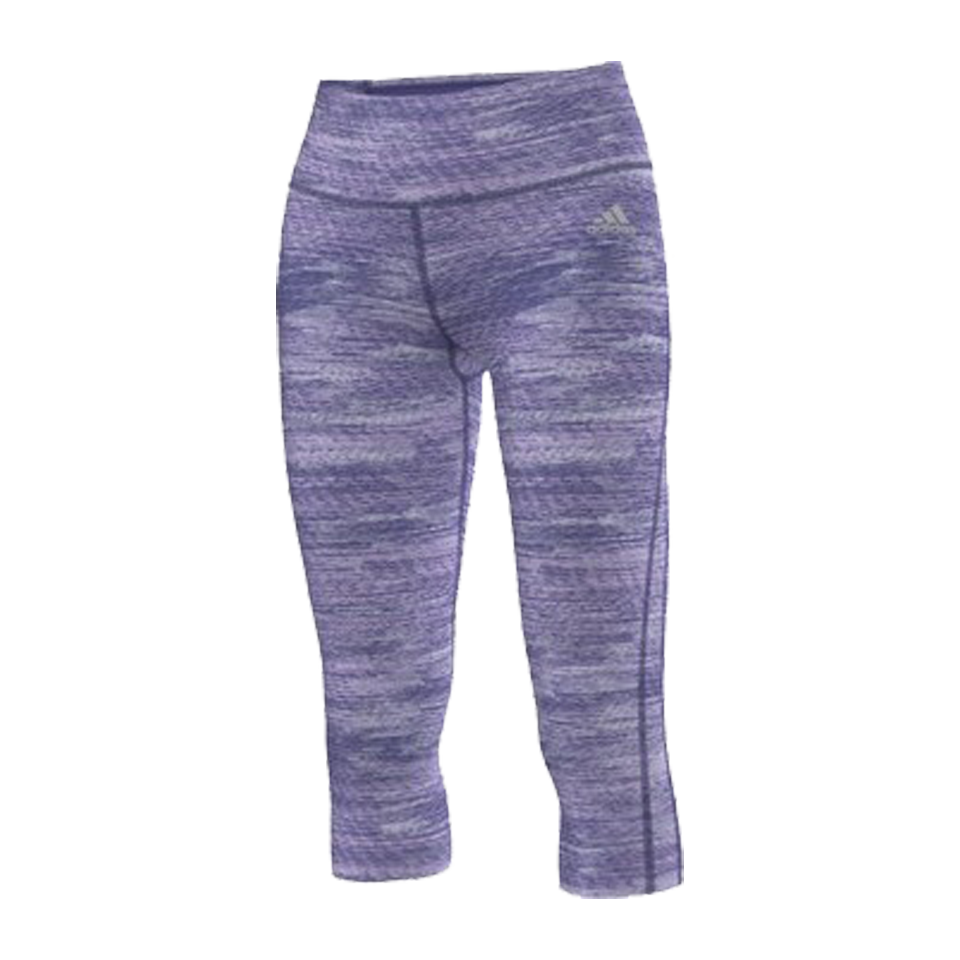 2d83f2b019b Adidas Women's Ultimate Fit High Rise Long Tights Purple - Play ...