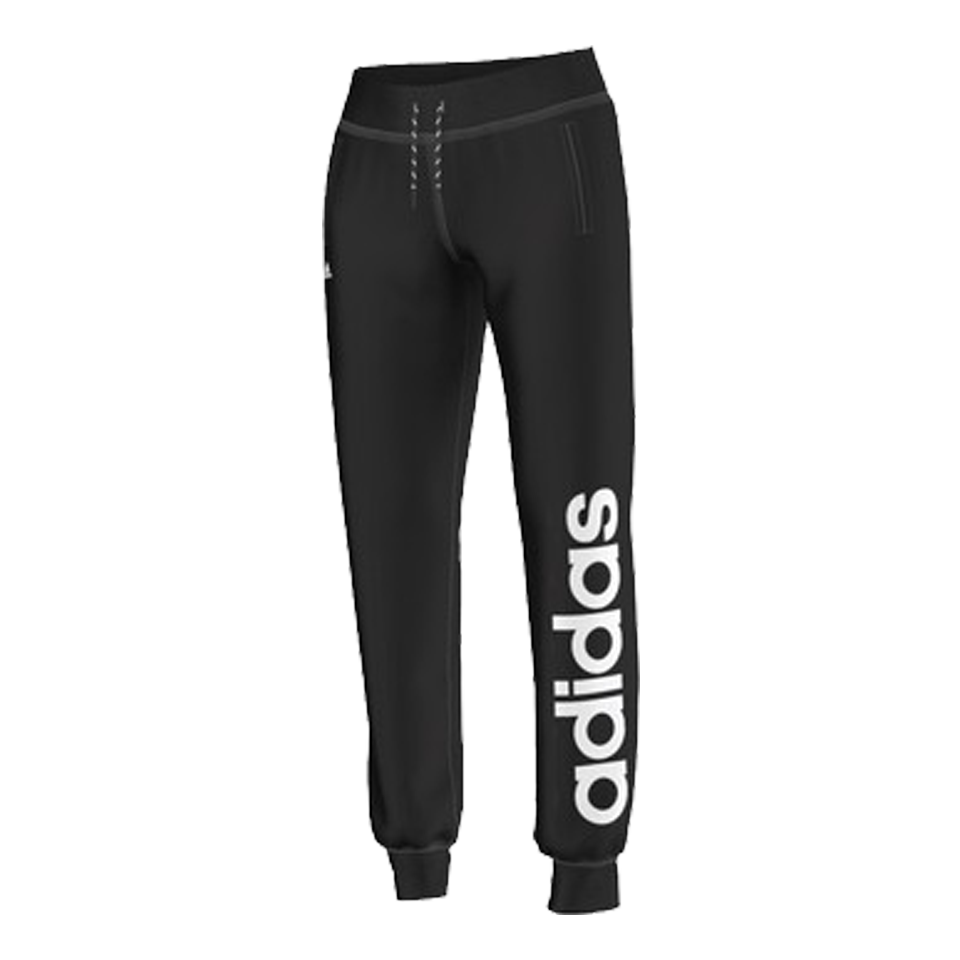 Adidas Women's Essentials Linear Pant Black