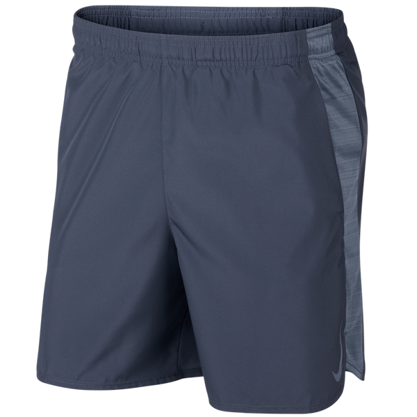 "Nike Men's Challenger 7"" Running Shorts Monsoon Blue"
