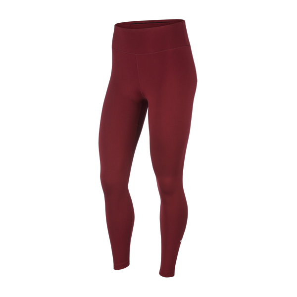 Nike Women's Nike One Mid-Rise Tights Dark Beetroot