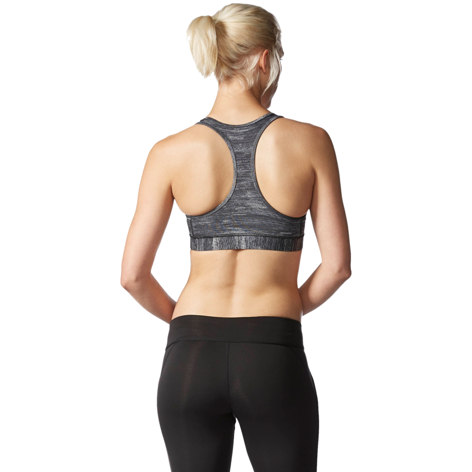 Adidas Women's Tech-Fit Padded Bra Black