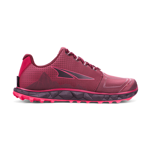 Altra Women's Superior 4.5 Black/Pink