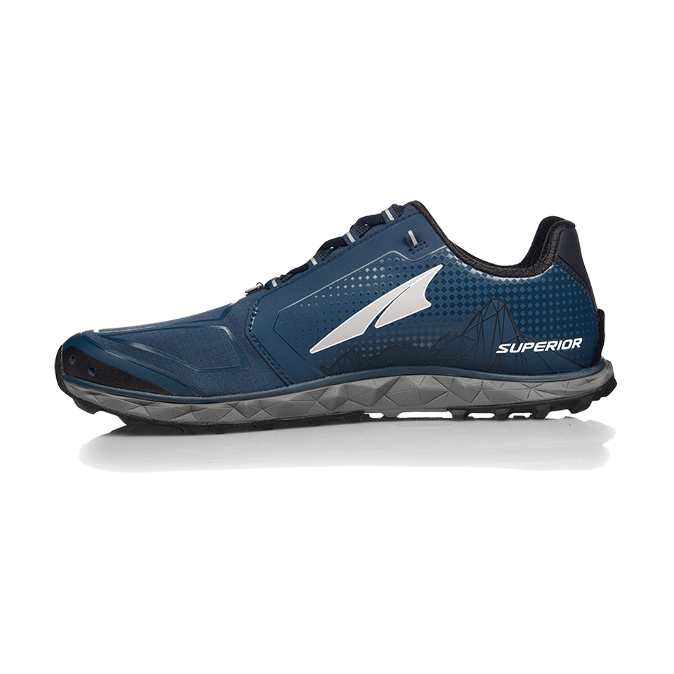 Altra Men's Superior 4 Blue/Grey