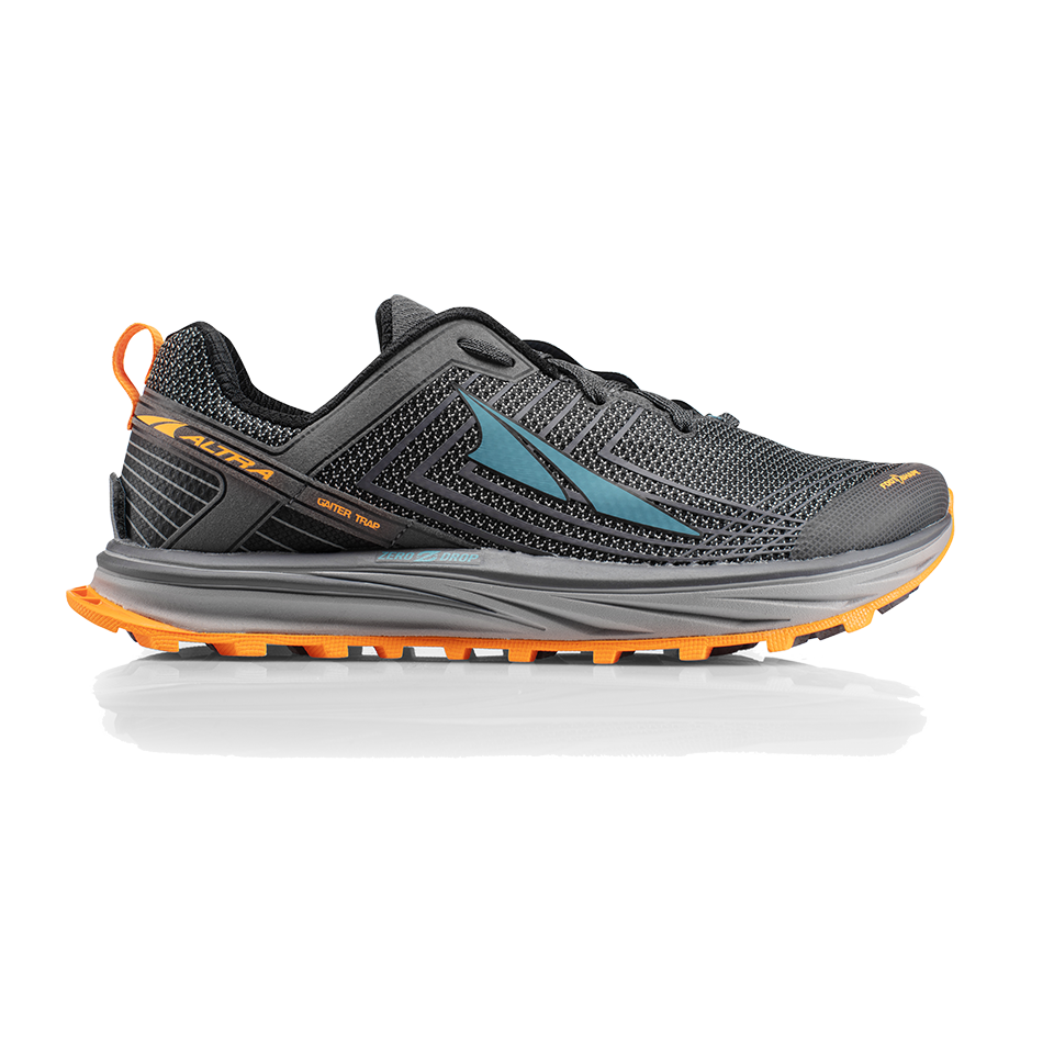 Altra Men's Timp 1.5 Gray/Orange