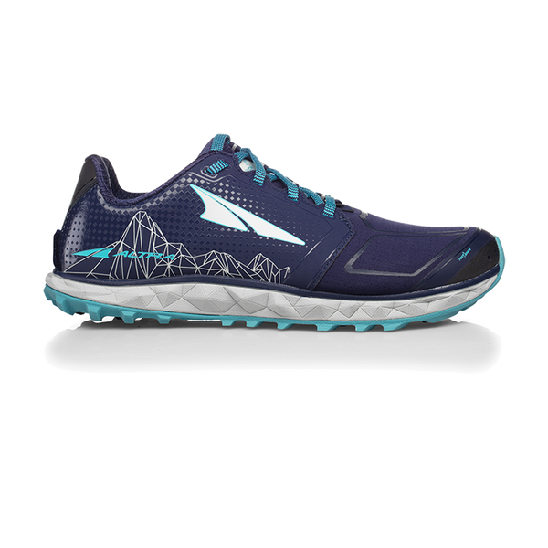 Altra Women's Superior 4 Dark Blue