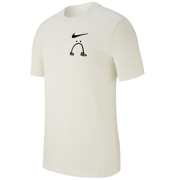 Nike Men's Dri-FIT Nathan Bell Running T-Shirt Sail