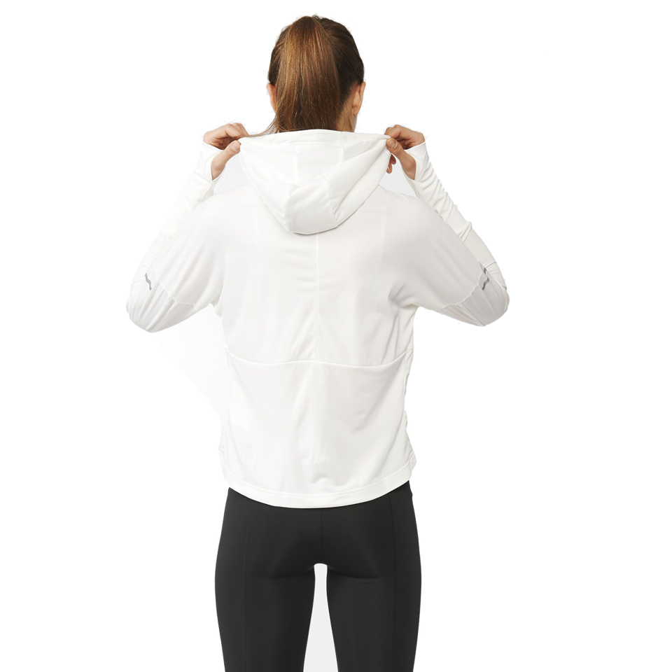 Adidas Women's Stretch Jacket Off White