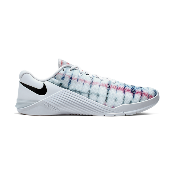 Nike Men's Metcon 5 White/Black
