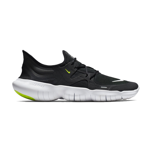 Nike Womens Free RN 5.0 Black/White