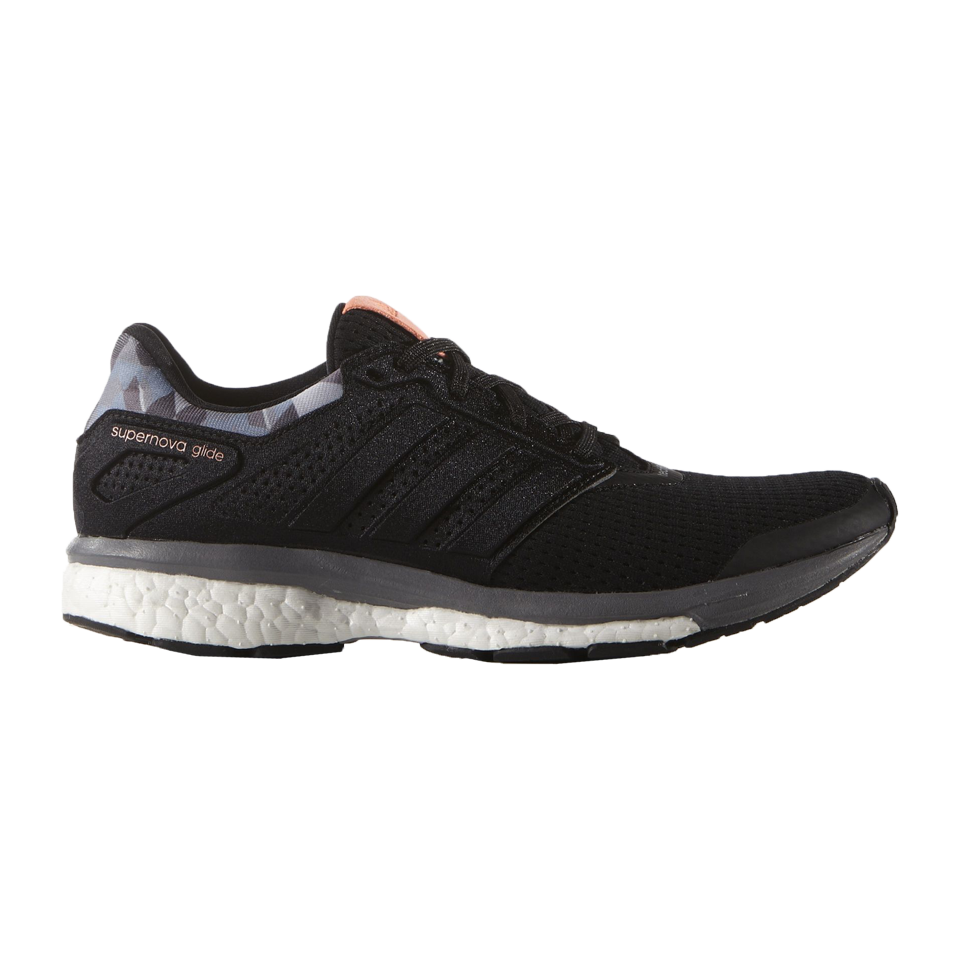 Adidas Women's Supernova Glide 8 Core Black