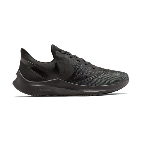 Nike Mens Zoom Winflow 6 Black/Black