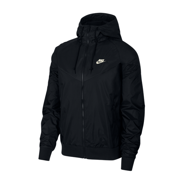 Nike Men's Nike Sportswear Windrunner Hooded Windbreaker Black