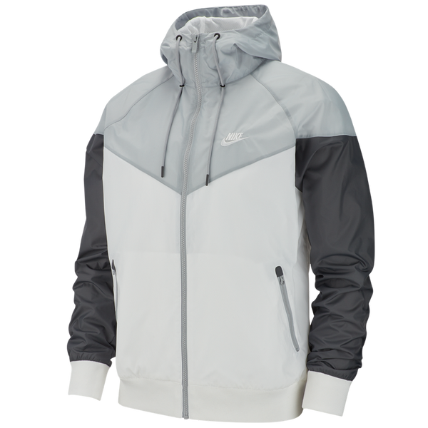 Nike Men's Nike Sportswear Windrunner Men's Hooded Jacket White
