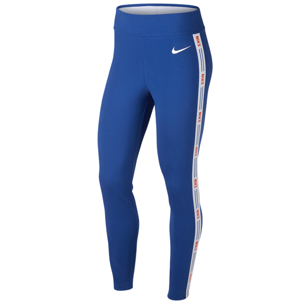 Nike Women's Nike Sportswear Leggings Game Royal