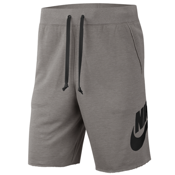 Nike Men's Nike Sportswear Shorts Charcoal Heather