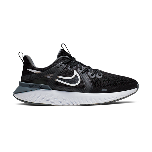 Nike Womens Legend React 2 Black/White