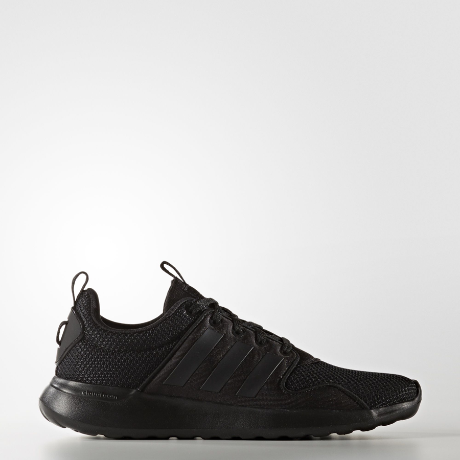 Adidas Women's Cloudfoam Lite Racer Shoes Black